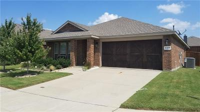 Melissa Single Family Home Active Option Contract: 3400 Van Zandt Road