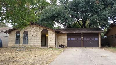 Irving Single Family Home For Sale: 2010 Pebblebrook Trail