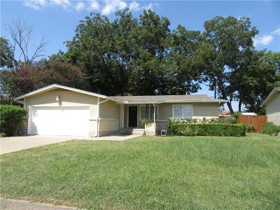 Dallas Single Family Home For Sale: 11363 Rupley Lane
