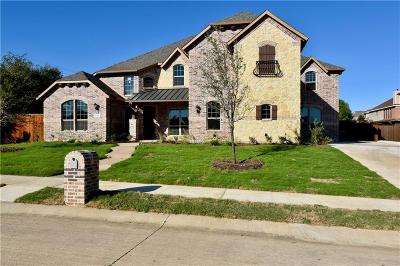 Prosper Single Family Home For Sale: 101 Hidden Lake Drive