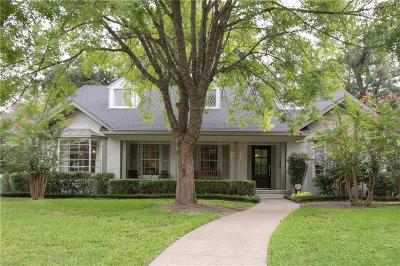 Single Family Home For Sale: 920 Forest Grove Drive
