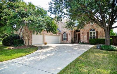 Allen Single Family Home For Sale: 1315 Neches Drive