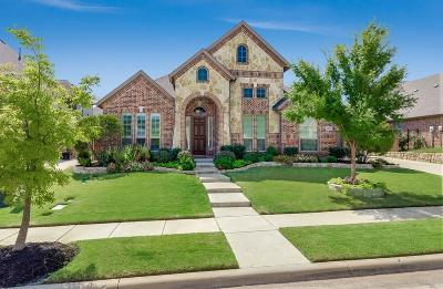 Fort Worth TX Single Family Home For Sale: $500,000