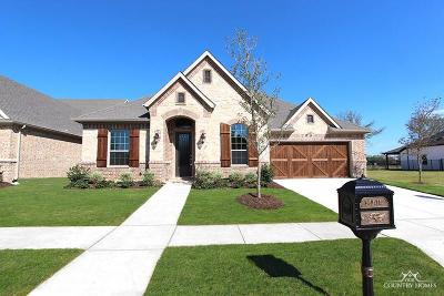 Fort Worth Single Family Home For Sale: 12429 Eagle Narrows