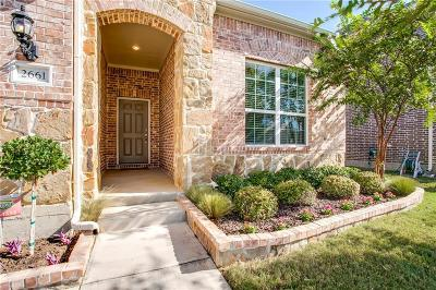 Lewisville Single Family Home For Sale: 2661 Twin Point Drive