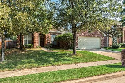 Flower Mound Single Family Home For Sale: 3729 Britford Drive