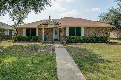 Allen Single Family Home For Sale: 102 S Alder Drive
