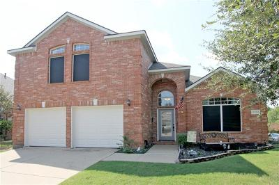 McKinney Single Family Home Active Option Contract: 3353 Woodberry Lane
