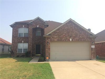 Arlington Single Family Home For Sale: 7517 Tin Cup Drive