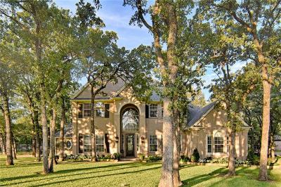 Mansfield Single Family Home For Sale: 7116 Lakes End Court