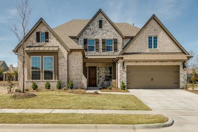 McKinney Single Family Home For Sale: 613 Marioneth Drive