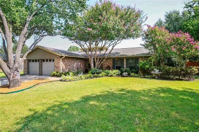 North Richland Hills Single Family Home Active Option Contract: 7125 Meadow Park N
