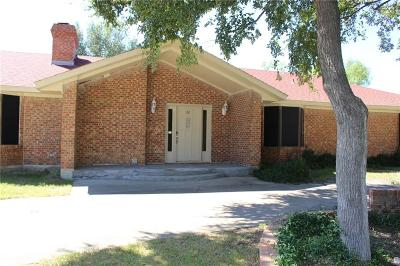Quinlan Single Family Home For Sale: 132 Curtis Lane