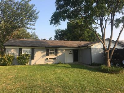 Rowlett Single Family Home For Sale: 6212 Locust Street