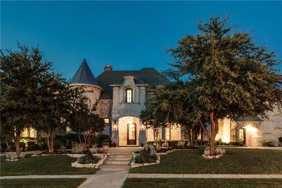 McKinney Single Family Home For Sale: 3004 Nottingham Drive