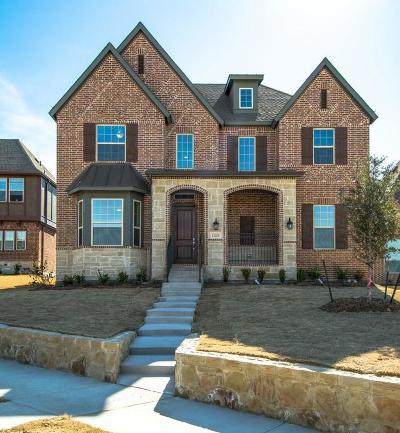 Frisco Single Family Home For Sale: 12135 Burnt Prairie Drive