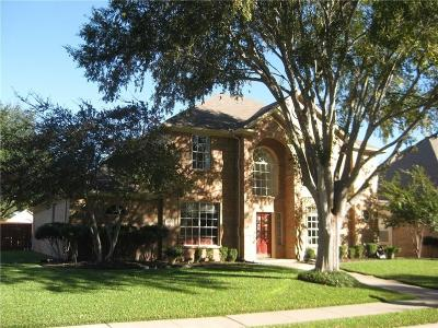 Flower Mound Single Family Home Active Option Contract: 508 Lancashire Drive