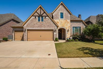 Celina Single Family Home For Sale: 1325 Gristmill Lane