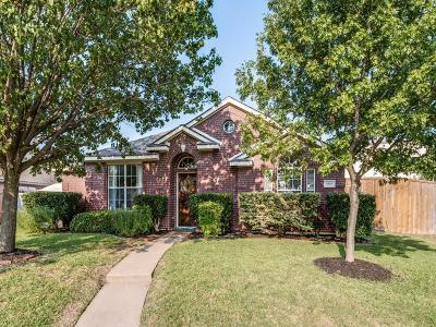 Frisco Single Family Home For Sale: 8809 Oakwood Lane