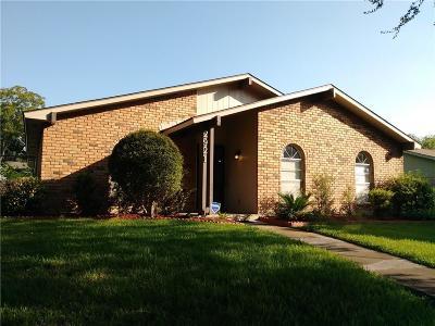Garland Single Family Home For Sale: 2921 Fern Glen Drive