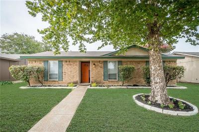 Allen Single Family Home Active Option Contract: 811 Roaming Road Drive