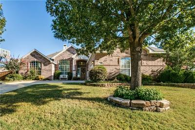 Flower Mound Single Family Home For Sale: 1500 Wildflower Lane