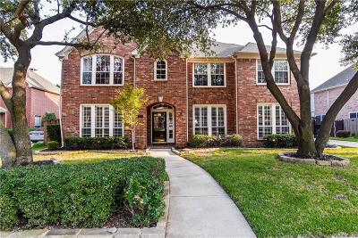 Flower Mound Single Family Home For Sale: 3609 Ashby Drive