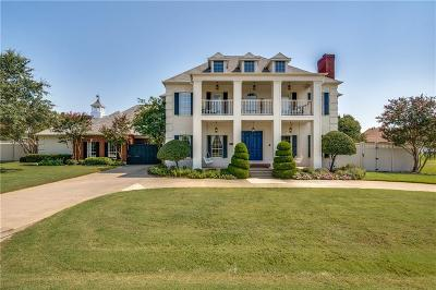 Keller Single Family Home For Sale: 1849 Pearson Crossing
