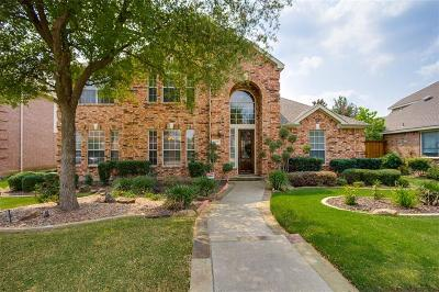 Allen Single Family Home Active Option Contract: 1917 Landridge Drive