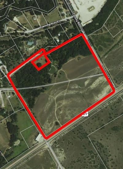 Granbury Farm & Ranch For Sale: 5000 W Hwy 377
