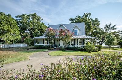 Corsicana Single Family Home For Sale: 511 Hidden Oaks Lane
