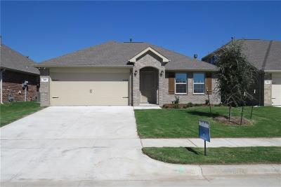 Anna Single Family Home For Sale: 1412 Crescent View Drive