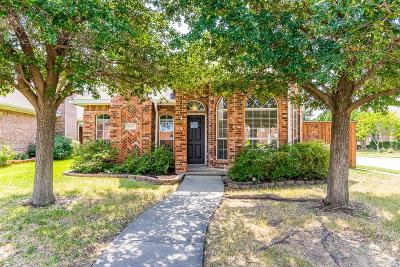 Carrollton Single Family Home For Sale: 4193 Creekhollow Drive