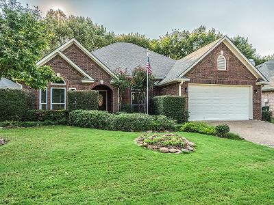Flower Mound Single Family Home Active Option Contract: 4113 Crescent Drive