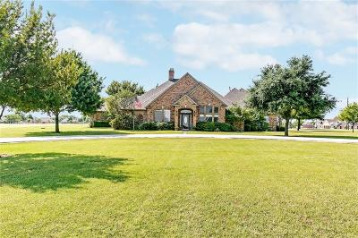 Lavon Single Family Home Active Option Contract: 9687 County Road 483