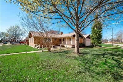 Garland Single Family Home Active Option Contract: 1201 Alamo Lane