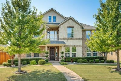 Frisco Single Family Home For Sale: 7975 Bishop Drive