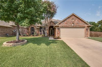 Flower Mound Single Family Home Active Option Contract: 800 Wood Duck Way