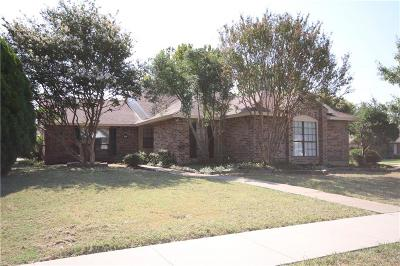 The Colony Single Family Home For Sale: 6801 Younger Drive