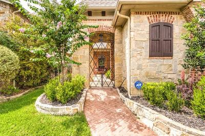 Colleyville Single Family Home For Sale: 6408 Bordeaux Park