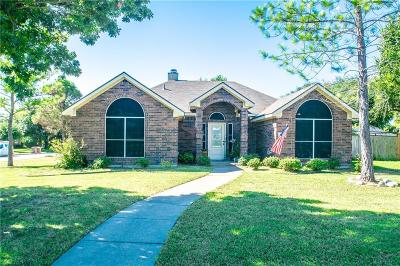 Sachse Single Family Home For Sale: 4814 Rustic Ridge Court