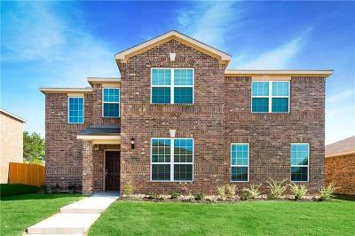 Dallas Single Family Home For Sale: 9835 Whistler Drive