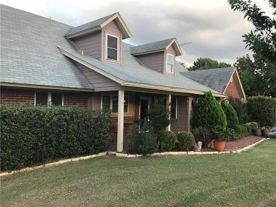 Joshua Single Family Home For Sale: 3914 Redbird Lane
