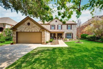 Grapevine Single Family Home For Sale: 4313 Windswept Lane