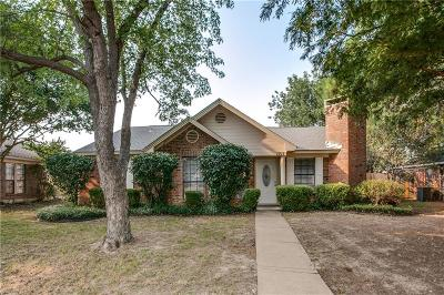 Wylie Single Family Home For Sale: 1211 Sheppard Lane