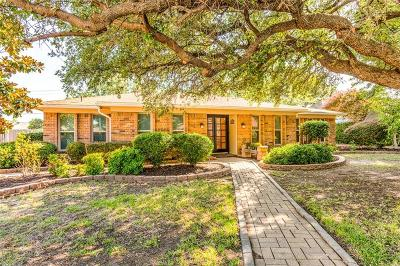 Hurst Single Family Home Active Option Contract: 217 Circleview Drive S