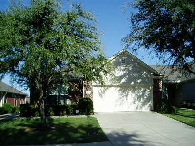 Lewisville Single Family Home Active Option Contract: 2373 San Jacinto Court