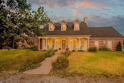Erath County Single Family Home Active Option Contract: 2115 Compass Way