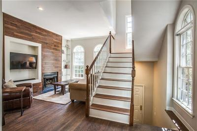 Dallas Townhouse Active Option Contract: 4002 Holland Avenue #A