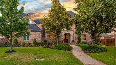 Colleyville Single Family Home Active Option Contract: 2314 Carlisle Avenue